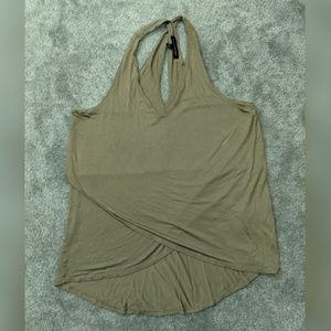 Banana Republic olive green tank